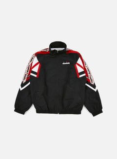 Diadora - 90s Ita Competitive Jacket, Black 1