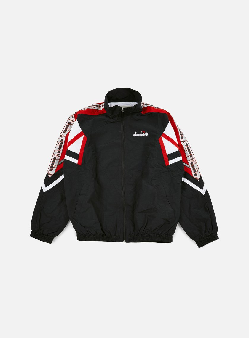 Diadora - 90s Ita Competitive Jacket, Black