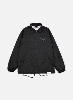 Diamond Supply - Brilliant Coaches Jacket, Black 1
