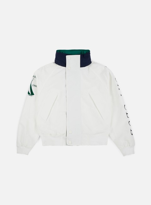 giacche diamond supply challenger jacket cream