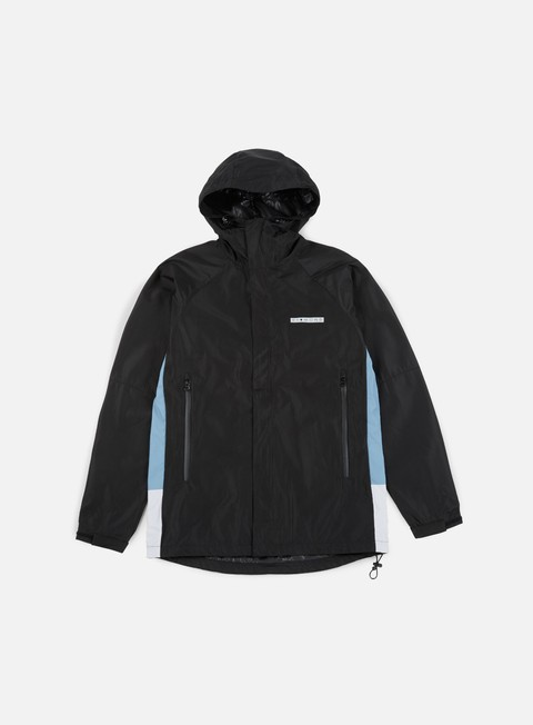 giacche diamond supply fordham storm jacket black