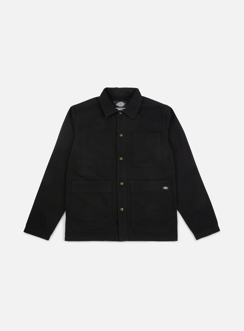 giacche dickies brookview jacket black