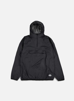Dickies - Centre Ridge Pack Away Jacket, Black