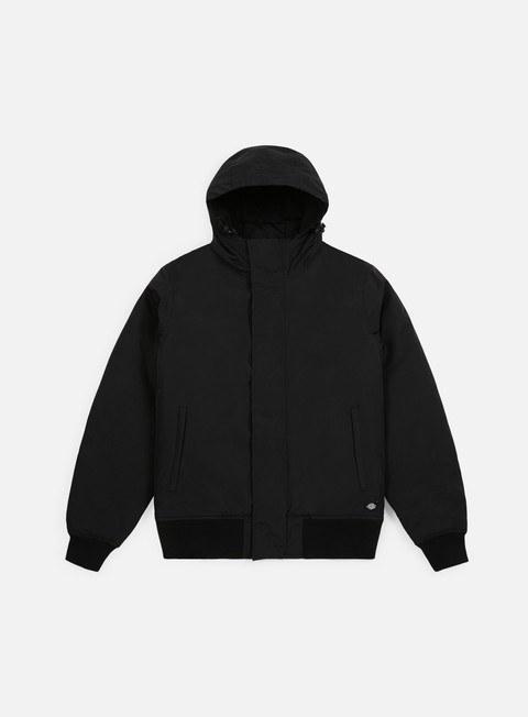 giacche dickies cornwell jacket black