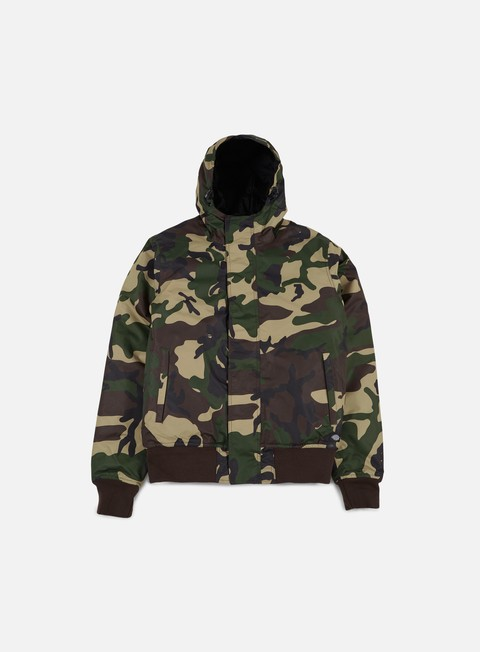 giacche dickies cornwell jacket camouflage