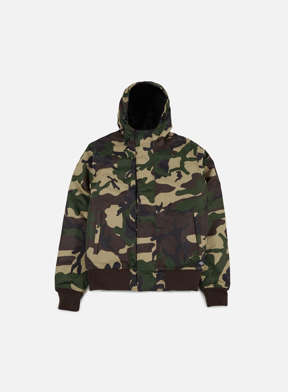 Dickies - Cornwell Jacket, Camouflage