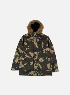 Dickies - Curtis Parka Jacket, Camouflage