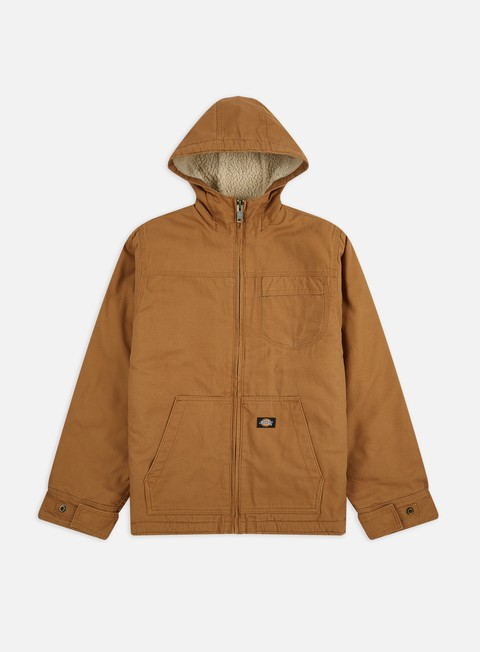 Sale Outlet Winter Jackets Dickies Duck Sherpa Lined Jacket
