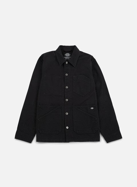 giacche dickies garland city jacket black