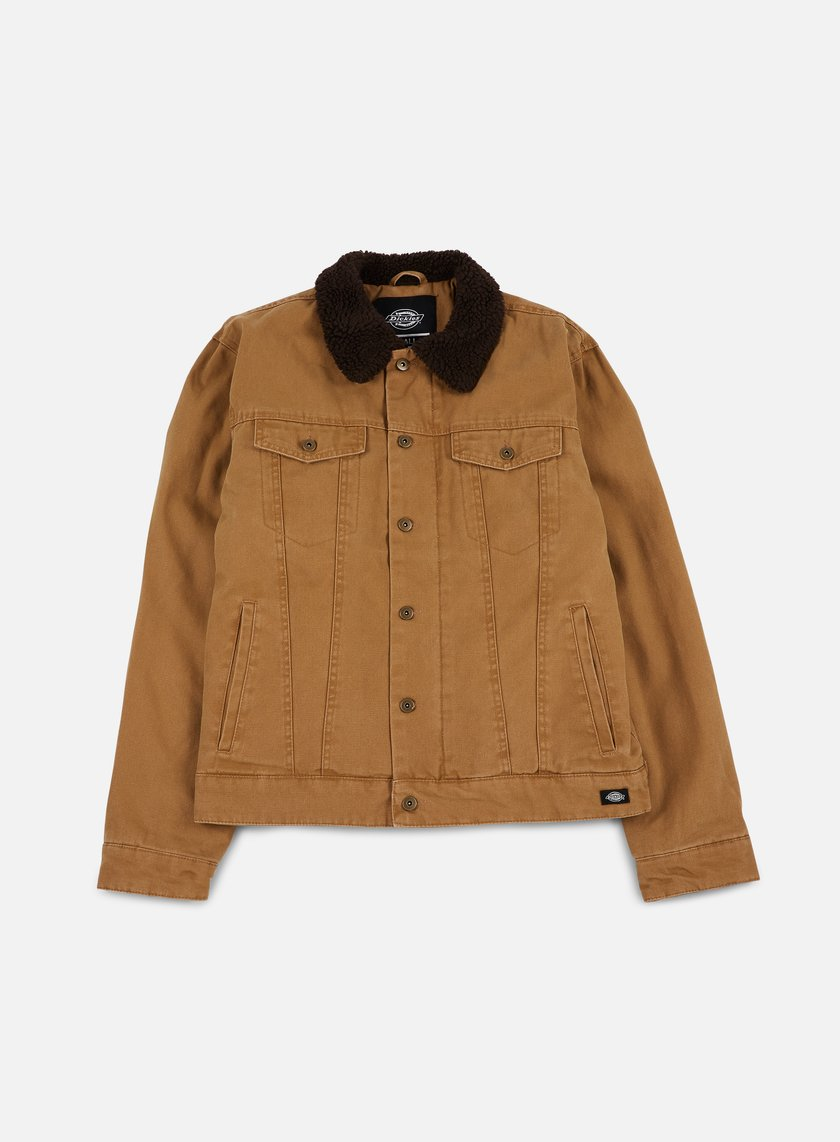 Dickies - Glenside Jacket, Brown Duck