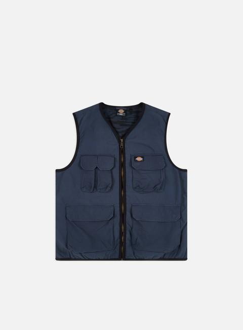 Light Jackets Dickies Glyndon Vest