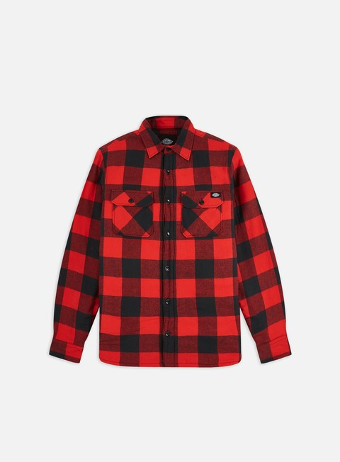 Sale Outlet Intermediate Jackets Dickies Lansdale LS Shirt