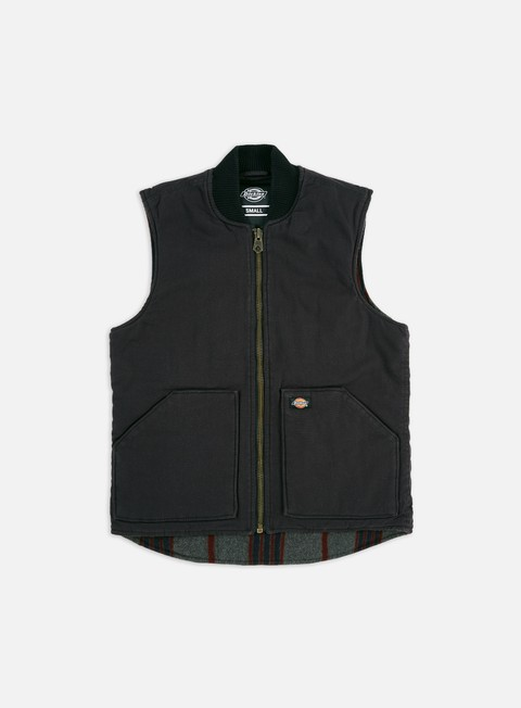 Outlet e Saldi Giacche Intermedie Dickies Lawrenceburg Vest