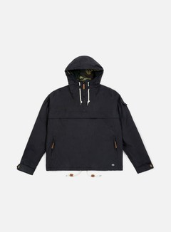 Dickies - Milford Hooded Jacket, Black 1