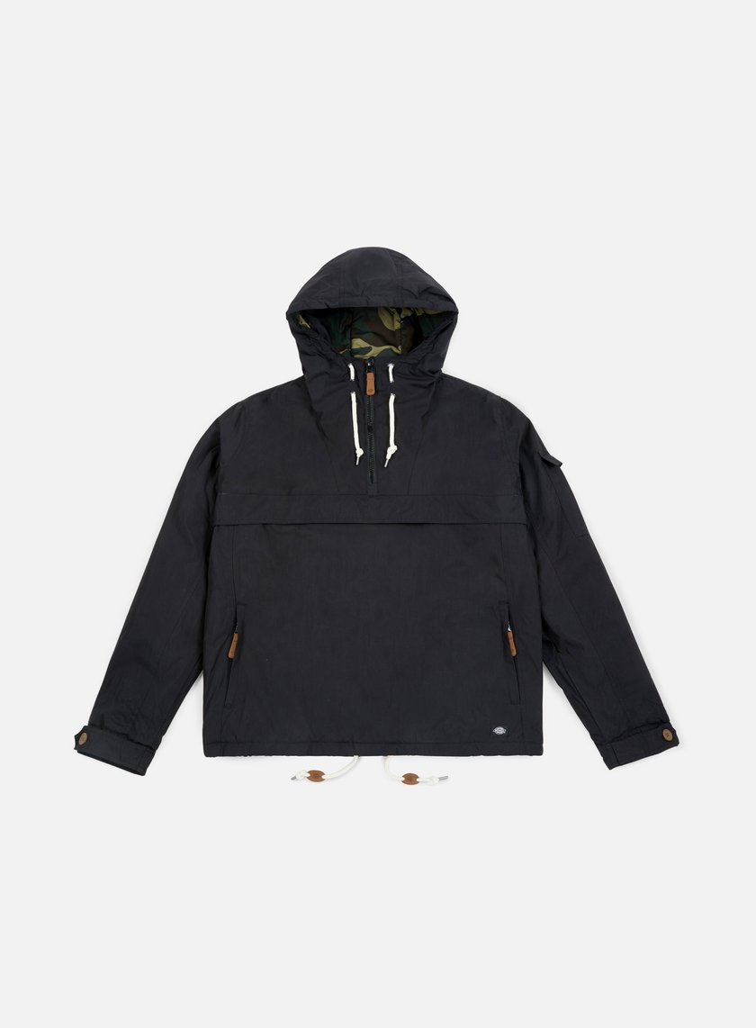 Dickies - Milford Hooded Jacket, Black
