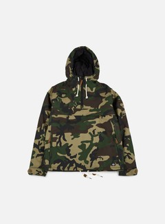 Dickies - Milford Hooded Jacket, Camouflage 1