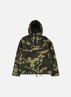 Dickies - Milford Hooded Jacket, Camouflage 1
