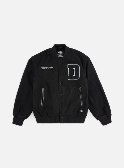 Intermediate Jackets Dickies Nevisdale Varsity Jacket