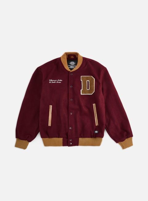 Intermediate Jackets Dickies Nevisdale Varsity Jacket