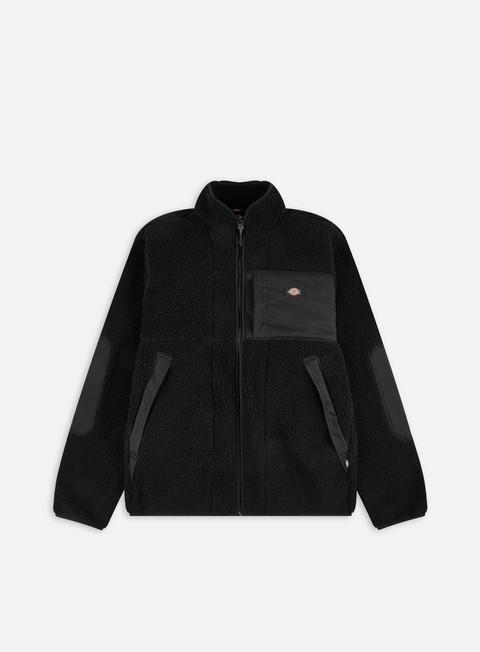 Dickies Red Chute Sherpa Jacket
