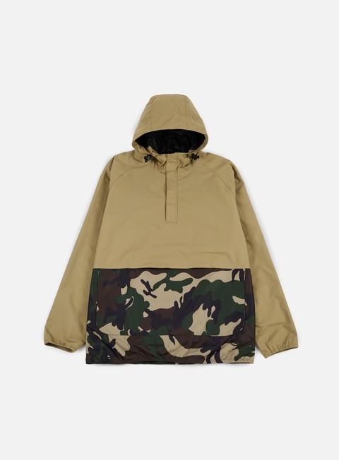 giacche dickies smithfield jacket dark khaki