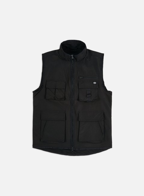 Sale Outlet Light Jackets Dickies Stillmore Vest