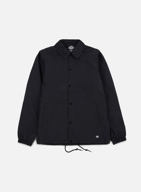 giacche dickies torrance jacket black