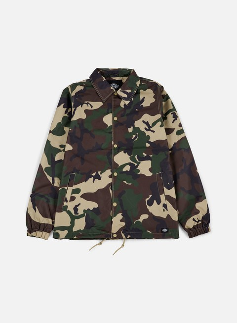 giacche dickies torrance jacket camouflage