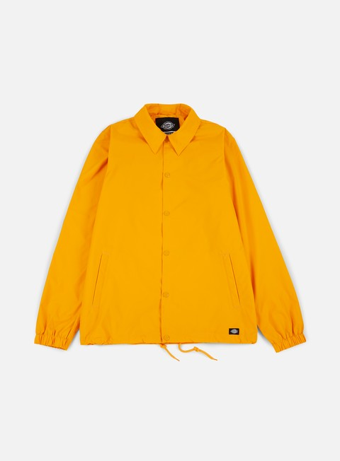 giacche dickies torrance jacket golden orange