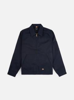 Dickies - Unlined Eisenhower Jacket, Dark Navy