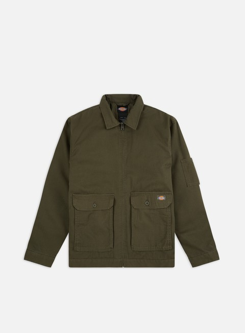 Outlet e Saldi Giacche Intermedie Dickies Urban Utility Eisenhower Jacket