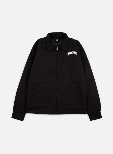 giacche doomsday axes work jacket black