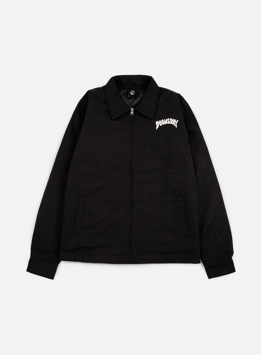 Doomsday - Axes Work Jacket, Black