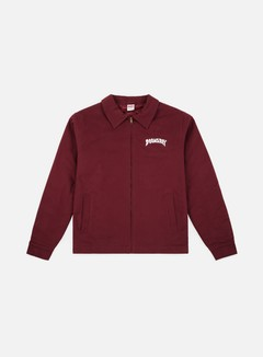 Doomsday - Axes Work Jacket, Burgundy