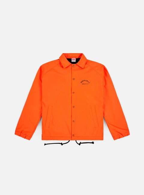 Doomsday Badge Coach Jacket
