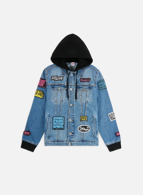 Sale Outlet Intermediate Jackets Doomsday Bloodbath Denim Jacket