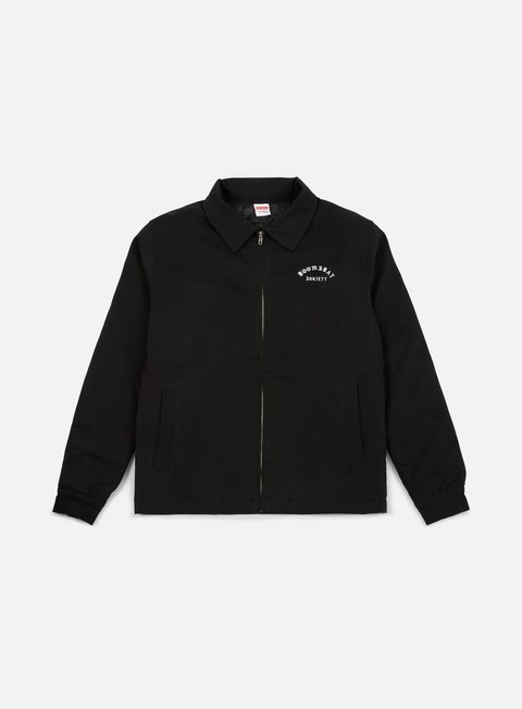 giacche doomsday bloody rose work jacket black
