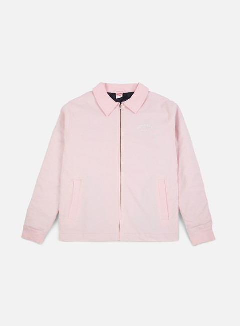 giacche doomsday bloody rose work jacket soft pink