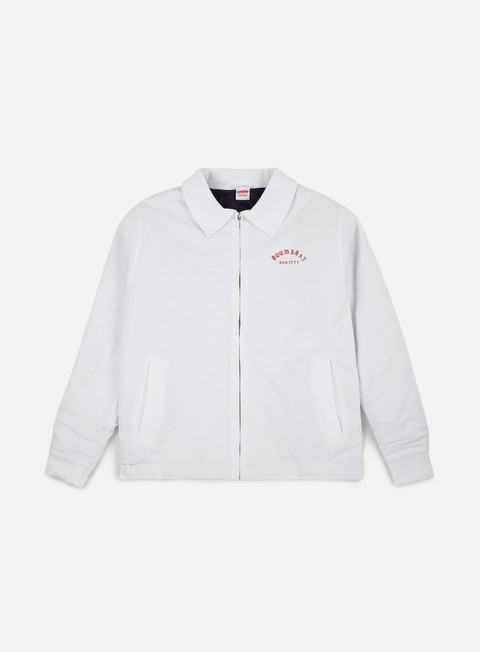 giacche doomsday bloody rose work jacket white
