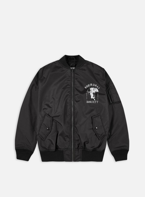 Doomsday Cupido Light Bomber Jacket