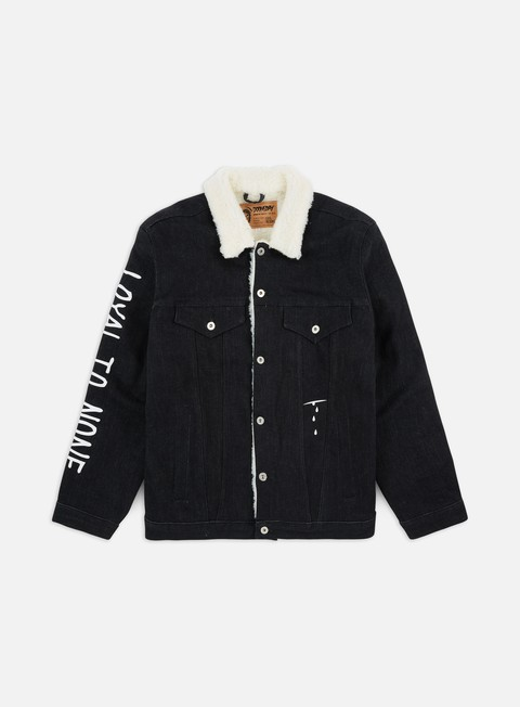 Doomsday Dagger Denim Jacket