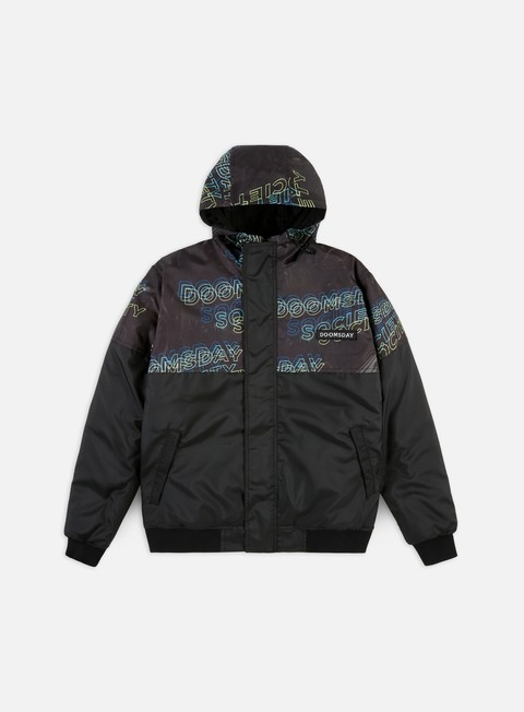 Winter Jackets Doomsday Dark Trip Jacket