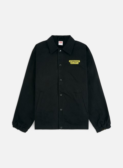 Intermediate jackets Doomsday Drag You Under Canvas Coach Jacket