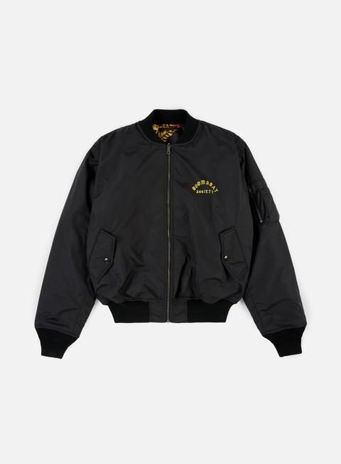 Doomsday Endless Fight Bomber Jacket
