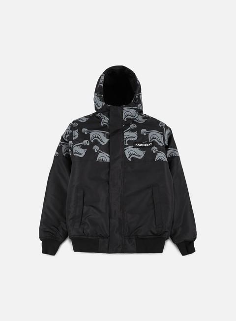 giacche doomsday hammerhead camo jacket black camo
