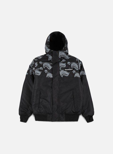 Intermediate Jackets Doomsday Hammerhead Camo Jacket