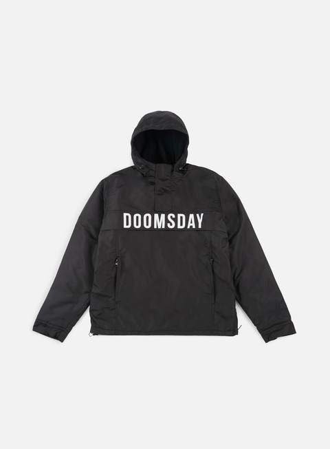 Outlet e Saldi Giacche Intermedie Doomsday Hammerhead Pullover Jacket