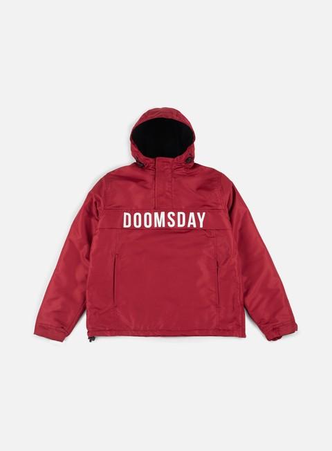 Anorak Doomsday Hammerhead Pullover Jacket
