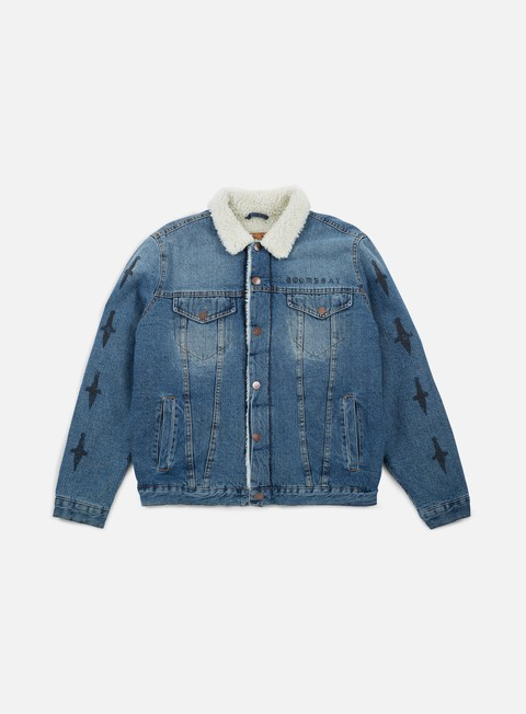 Giacche di Jeans Doomsday Maces Denim Jacket