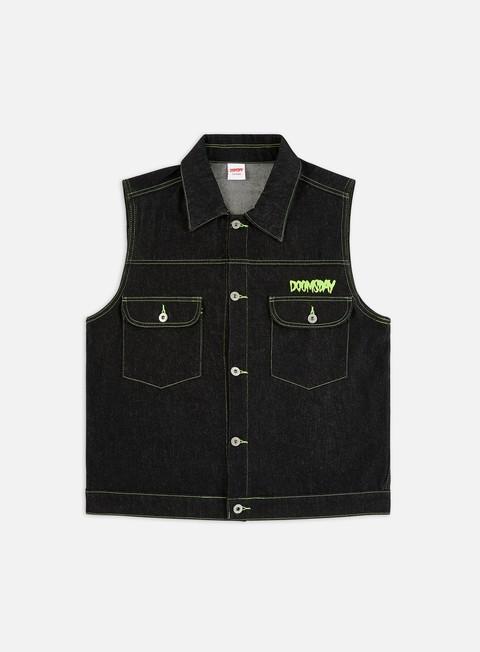Vest Jackets Doomsday Midnight Slashers Vest